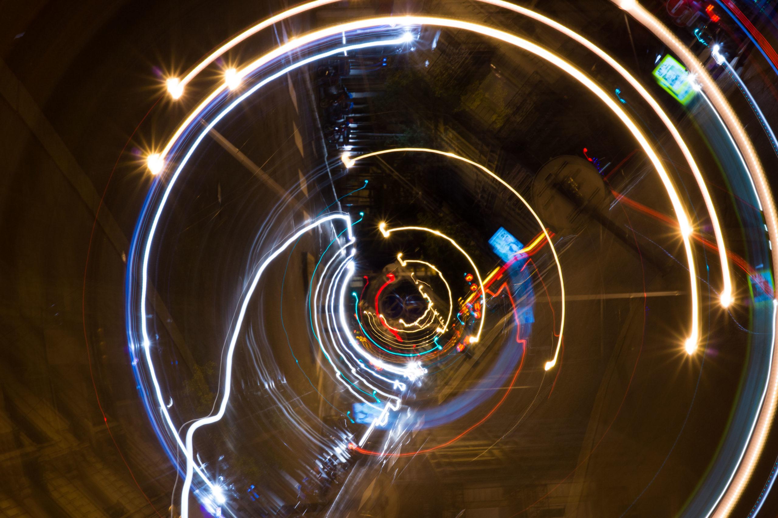 Eye of lights